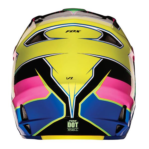 【FOX】V1 Race 越野安全帽 - 「Webike-摩托百貨」