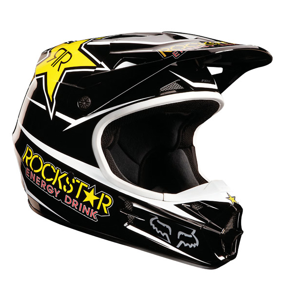 【FOX】青年用 V1安全帽 R1150R ROCKSTAR - 「Webike-摩托百貨」