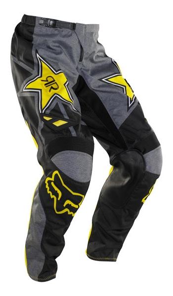 【FOX】180 ROCKSTAR 越野車褲 - 「Webike-摩托百貨」