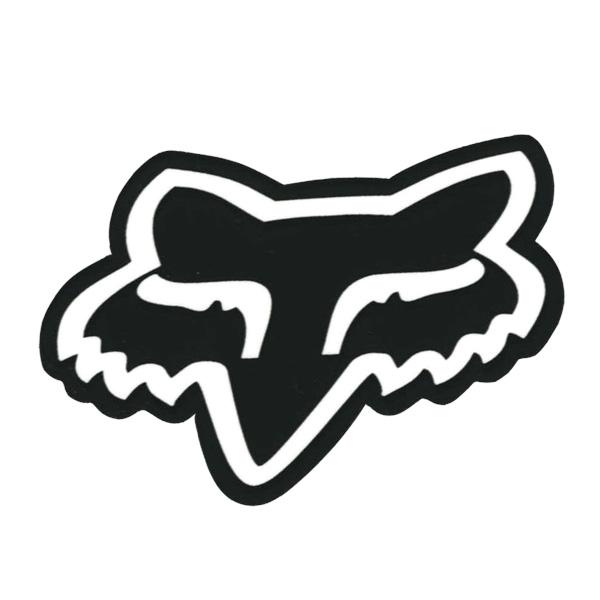 【FOX】FOX Head 貼紙 - 「Webike-摩托百貨」