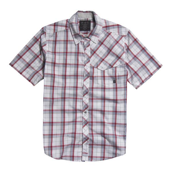 【FOX】FOX Kid A S/S WOVEN襯衫 - 「Webike-摩托百貨」