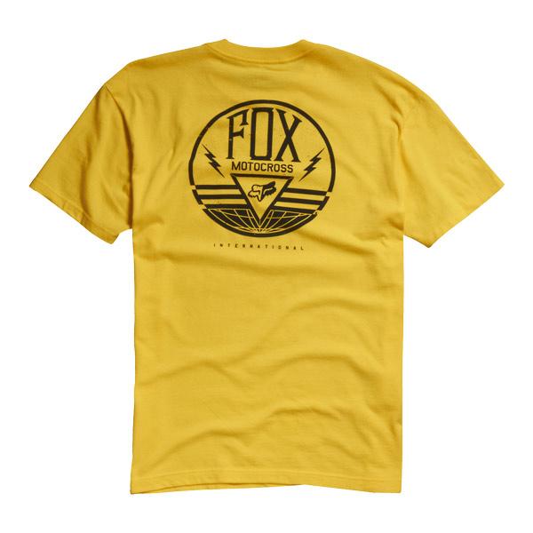 【FOX】FOX Global Pocket S/S T恤 - 「Webike-摩托百貨」