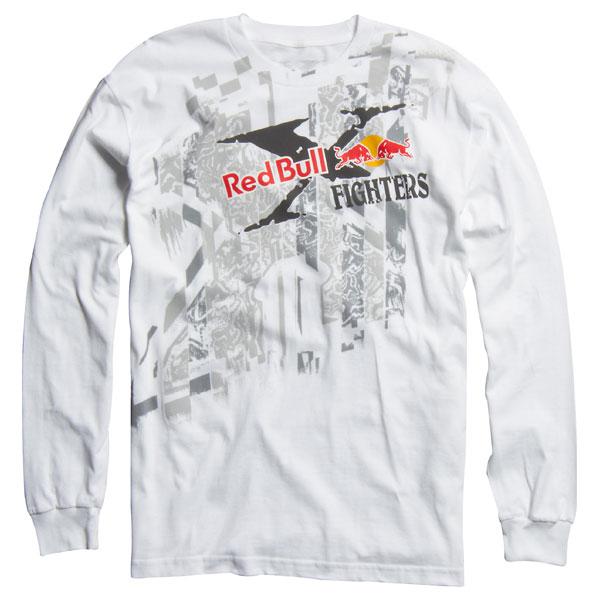 【FOX】FOX RedBull X-Fight Double X L/S T恤 - 「Webike-摩托百貨」