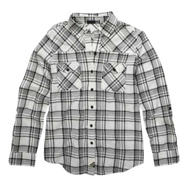【FOX】FOX Axis L/S 襯衫 - 「Webike-摩托百貨」