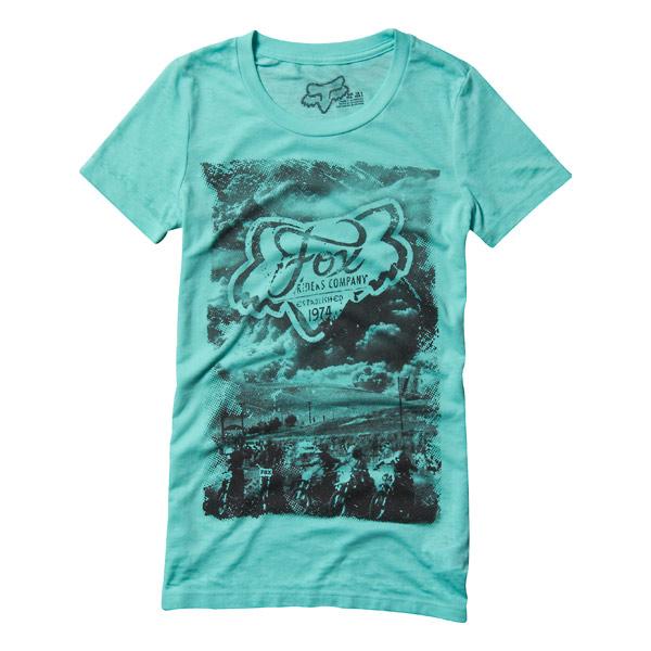 【FOX】FOX Agility圓領 S/S T恤 - 「Webike-摩托百貨」