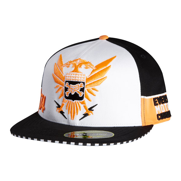 【FOX】FOX Standard 210 Fitted 小帽 - 「Webike-摩托百貨」