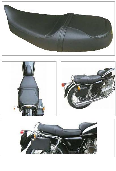【K&H】Anniversary Model 坐墊 (Type A 車邊 Semi-order) - 「Webike-摩托百貨」