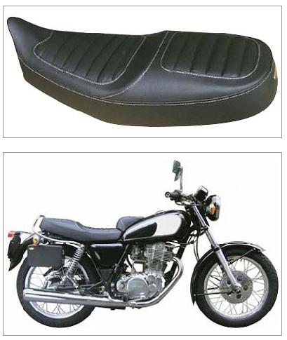 【K&H】Anniversary Model 坐墊 (Type A Tuck Semi-order) - 「Webike-摩托百貨」