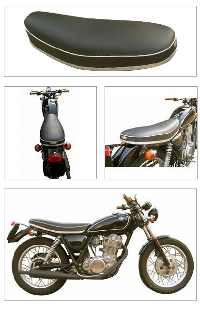 【K&H】Model 007 坐墊 (Type C 附銀色下邊 Semi-order) - 「Webike-摩托百貨」