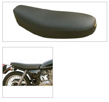 【K&H】Model 007 坐墊 (Type C 全黑色 Semi-order) - 「Webike-摩托百貨」