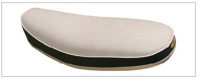 【K&H】Model 007 坐墊 (Type C 上層灰色) - 「Webike-摩托百貨」