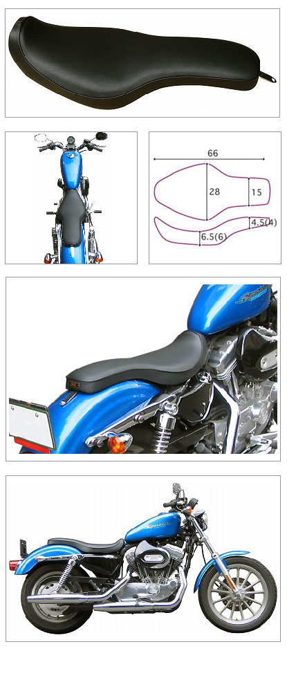 【K&H】Cobra素面 坐墊  <Semi-order> - 「Webike-摩托百貨」