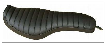 【K&H】Cobra Tuck 毛毛蟲坐墊<Semi-order> - 「Webike-摩托百貨」