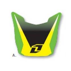 【ONE Industries】前土除貼紙 Kawasaki用 - 「Webike-摩托百貨」