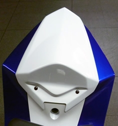 【RC甲子園】FRP單座蓋 - 「Webike-摩托百貨」