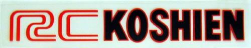 【RC甲子園】RC KOSHIEN貼紙 - 「Webike-摩托百貨」