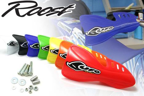 【UFO】Roost塑膠開放式護弓 - 「Webike-摩托百貨」