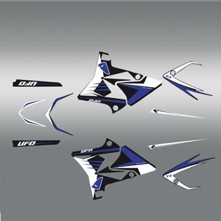 【UFO】4行程樣式 貼紙 - 「Webike-摩托百貨」