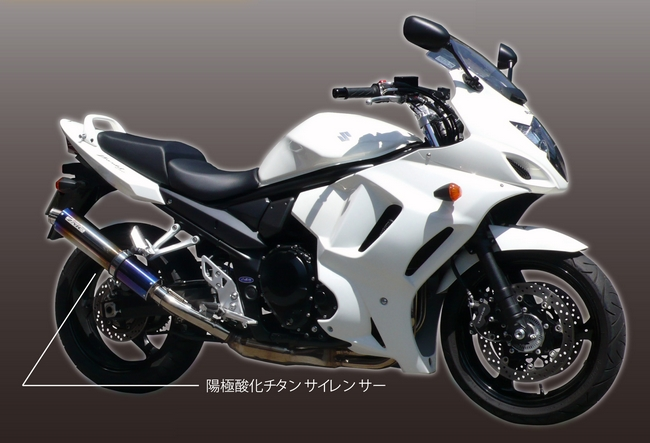 【SANSEI RACING】ZNIC 鈦合金排氣管尾段 - 「Webike-摩托百貨」