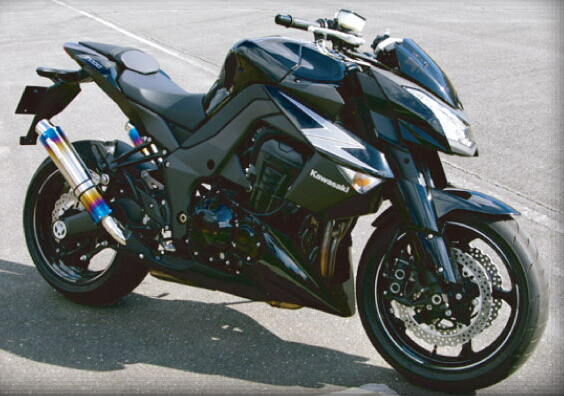 【SANSEI RACING】ZNIC 鈦合金雙出型排氣管尾段 - 「Webike-摩托百貨」
