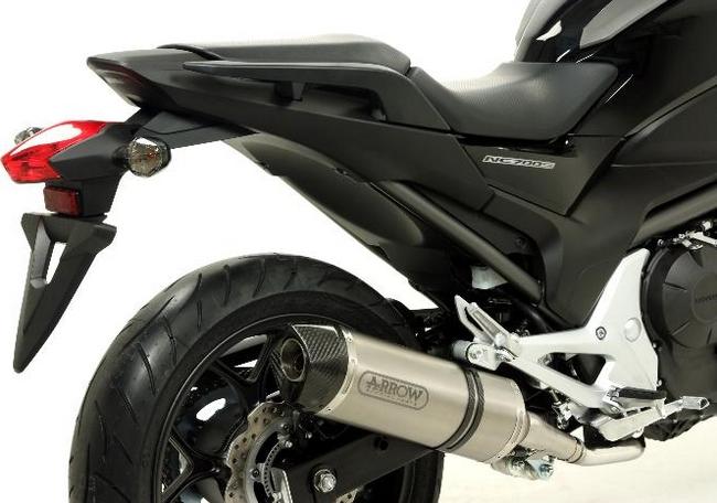 【ARROW】Race-Tech 排氣管尾段 - 「Webike-摩托百貨」