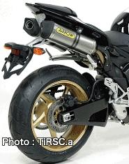 【ARROW】碳纖維尾蓋全段排氣管 - 「Webike-摩托百貨」