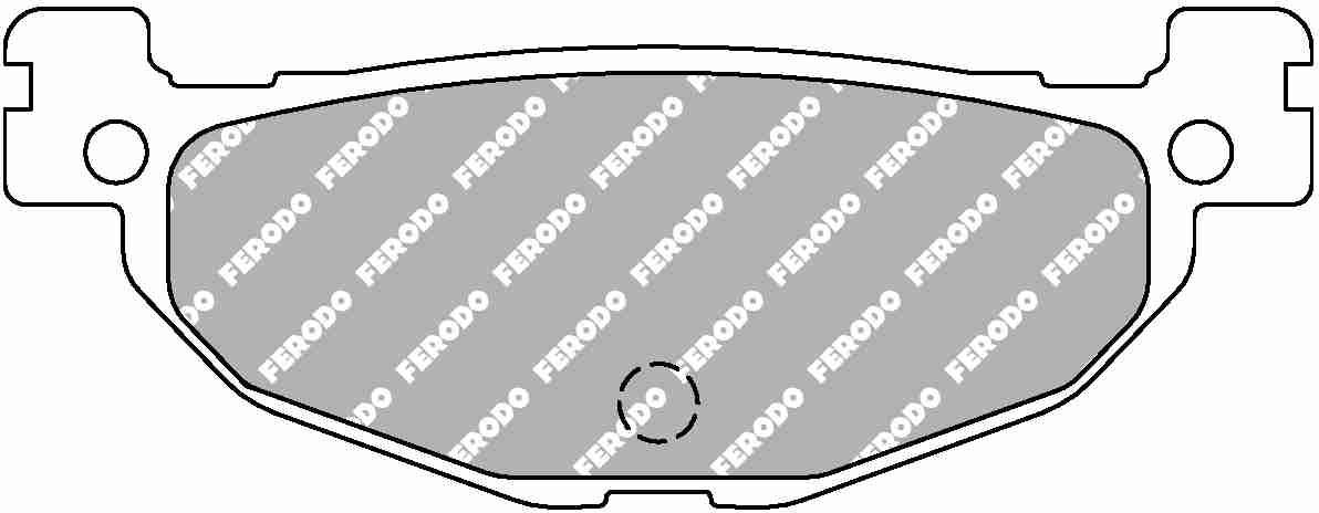 FERODO フェロードエコ フリクション ブレーキパッド ECO Friction Compound