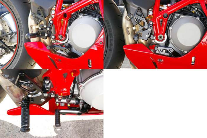 【BABYFACE】[IDEAL] 煞車踏板套件 - 「Webike-摩托百貨」