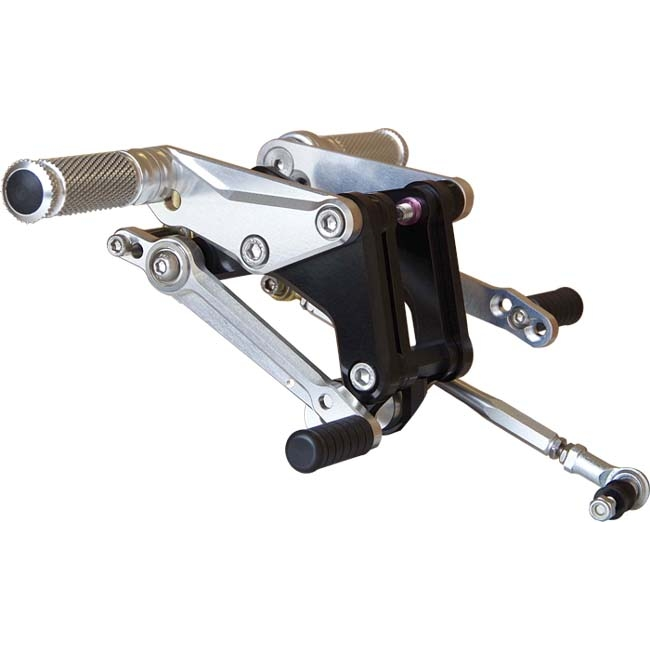 Rear Sets Kit
