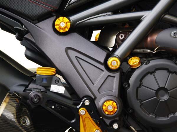 【BABYFACE】車架螺絲飾蓋 - 「Webike-摩托百貨」