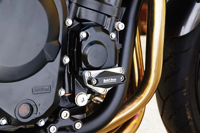 【BABYFACE】引擎防倒滑塊(防倒球) - 「Webike-摩托百貨」