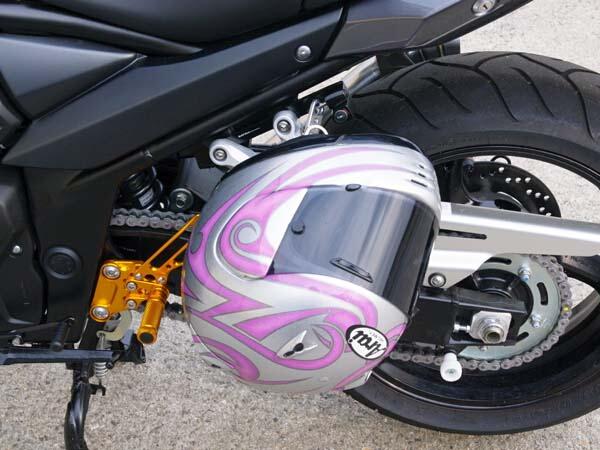 【BABYFACE】LightenMax乾式碳纖維安全帽鎖 - 「Webike-摩托百貨」