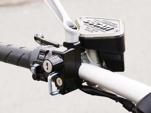 【BABYFACE】安全帽鎖 後視鏡固定座型式 - 「Webike-摩托百貨」