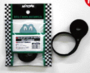 【MOTOWN】魔鬼氈束帶:捲筒式 - 「Webike-摩托百貨」