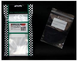 【MOTOWN】夾鏈袋30P - 「Webike-摩托百貨」
