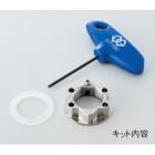 ACM チタン ロックナット 25mm