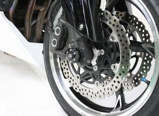 【GILLES TOOLING】AP 輪軸保護滑塊 (防倒球) - 「Webike-摩托百貨」