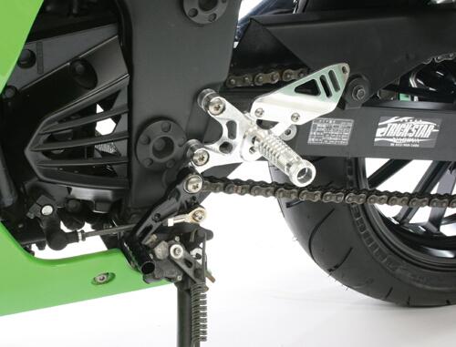 【GILLES TOOLING】FACTOR-X 改裝腳踏套件 - 「Webike-摩托百貨」