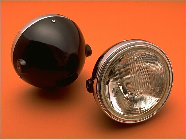 【CHIC DESIGN】復古頭燈 - 「Webike-摩托百貨」
