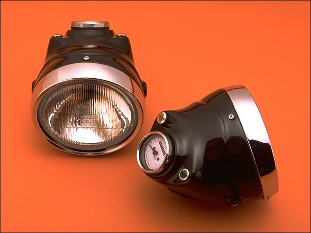 【CHIC DESIGN】經典頭燈 - 「Webike-摩托百貨」
