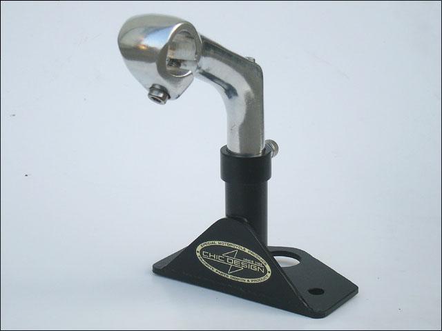 【CHIC DESIGN】把手固定座&支架套件 - 「Webike-摩托百貨」