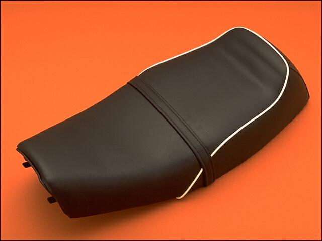 【CHIC DESIGN】Humped Back雙座墊 - 「Webike-摩托百貨」