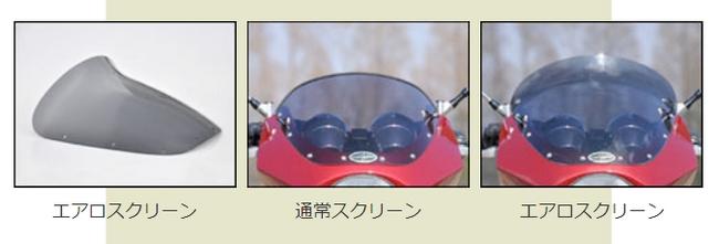【CHIC DESIGN】Masqeroad頭燈罩 Aero Screen款式 透明風鏡 - 「Webike-摩托百貨」