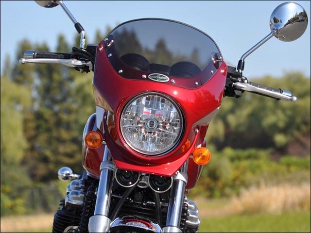 【CHIC DESIGN】Road Comet 2 頭燈罩 Aero Screen款式 - 「Webike-摩托百貨」