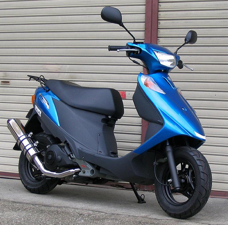 【techserfu】Scooter EX 全段排氣管 - 「Webike-摩托百貨」