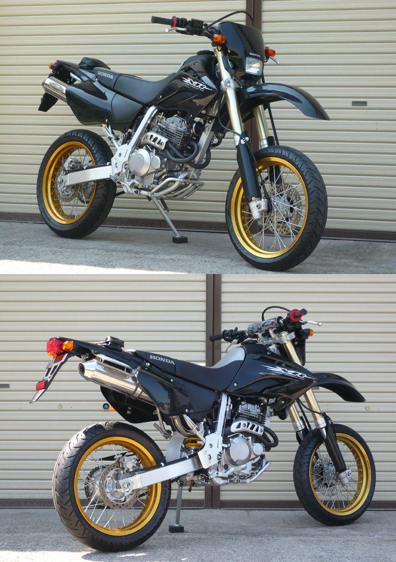 【techserfu】SuperMoto 排氣管尾段 - 「Webike-摩托百貨」