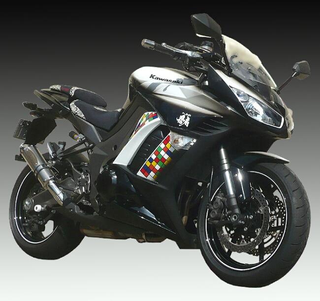 【techserfu】ZEEX 排氣管尾段 One-Tail - 「Webike-摩托百貨」