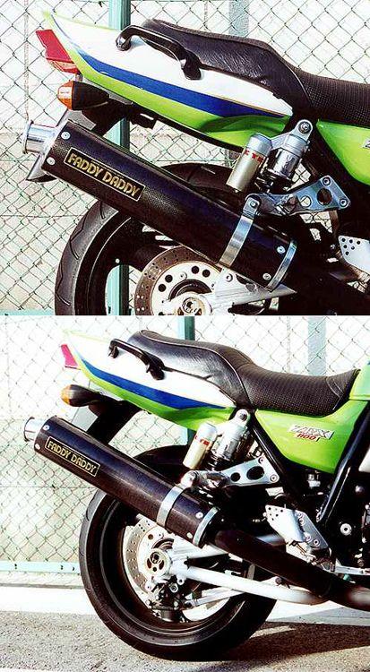 【FADDY DADDY】排氣管尾段  - 「Webike-摩托百貨」