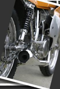 【Peyton Place】SC Megaphone 不銹鋼排氣管尾段 - 「Webike-摩托百貨」