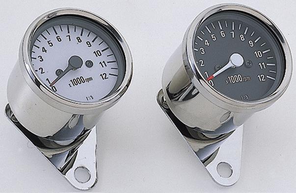 【POSH】迷你轉速錶(機械式) - 「Webike-摩托百貨」